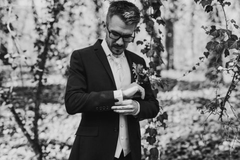 Esküvői öltöny