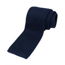 Kötött nyakkendő kék