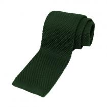 Kötött nyakkendő zöld