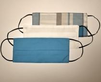 Vegyes kétrétegű textil szájmaszk
