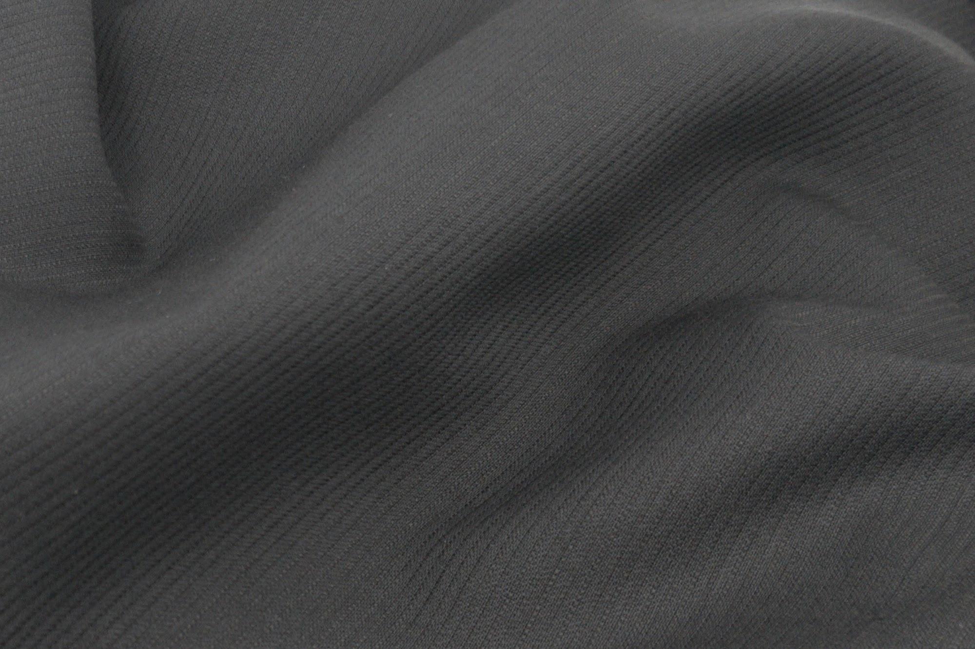 Fekete bordás kevertszálas